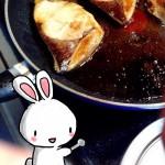 息子と料理 ぶりの照り焼き編