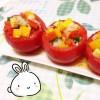 かんたんおしゃれなトマト・ファルシ&トマト豆知識
