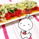 ダイエットにたまねぎ!イタリア料理屋のまかないサラダ
